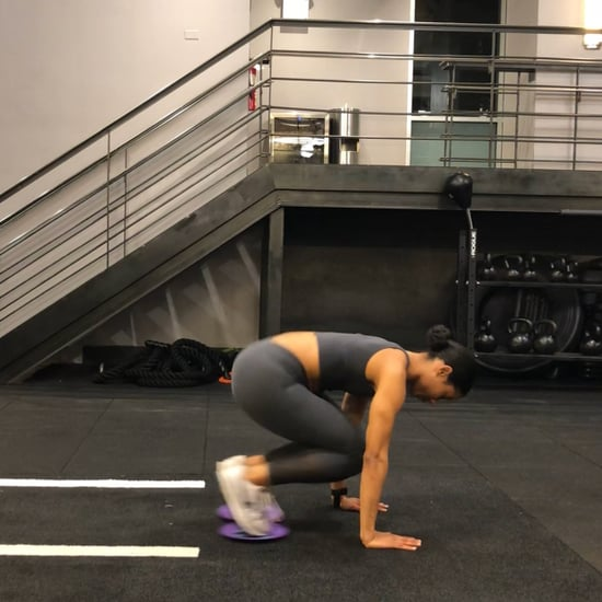 How to Do a Knee Tuck With a Push-Up
