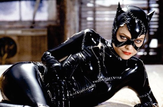 Michele Pfeiffer as Catwoman