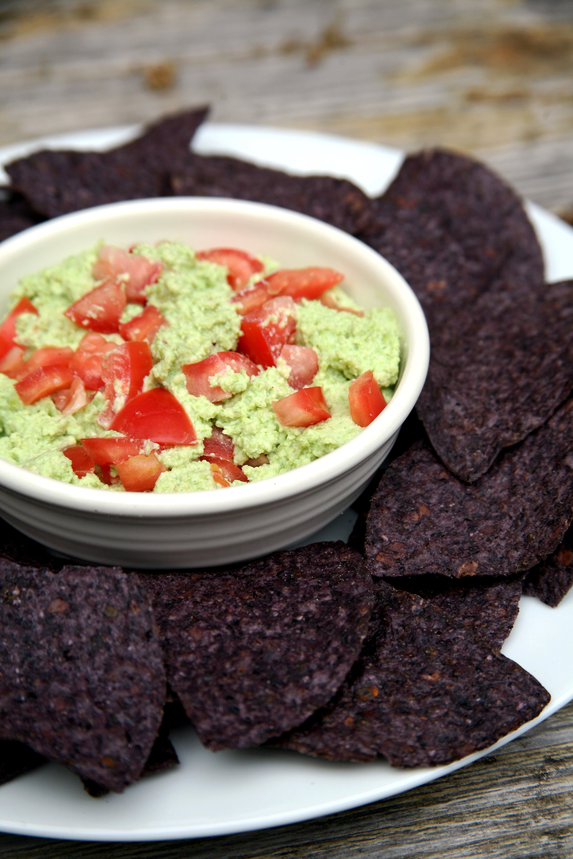 Low cal guacamole made with edamame popsugar fitness forumfinder Images