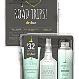 """I'm excited about this kit of three travel-size products because at $32 it's a substantial present at a great price. It's an affordable indulgence of my must-have Drybar products, and it's fun to turn my friends onto my go-to favorites. Alli Webb, Drybar's founder, is a friend, and I know how hard she works to make these products perform! And, they smell amazing.""  Drybar I Heart Road Trips Kit ($32)"