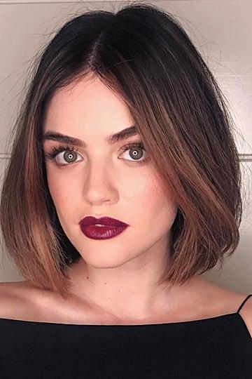 Lucy Hale Blonde Hair November 2018