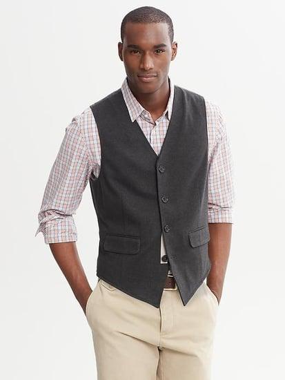 Heritage Jacquard Vest