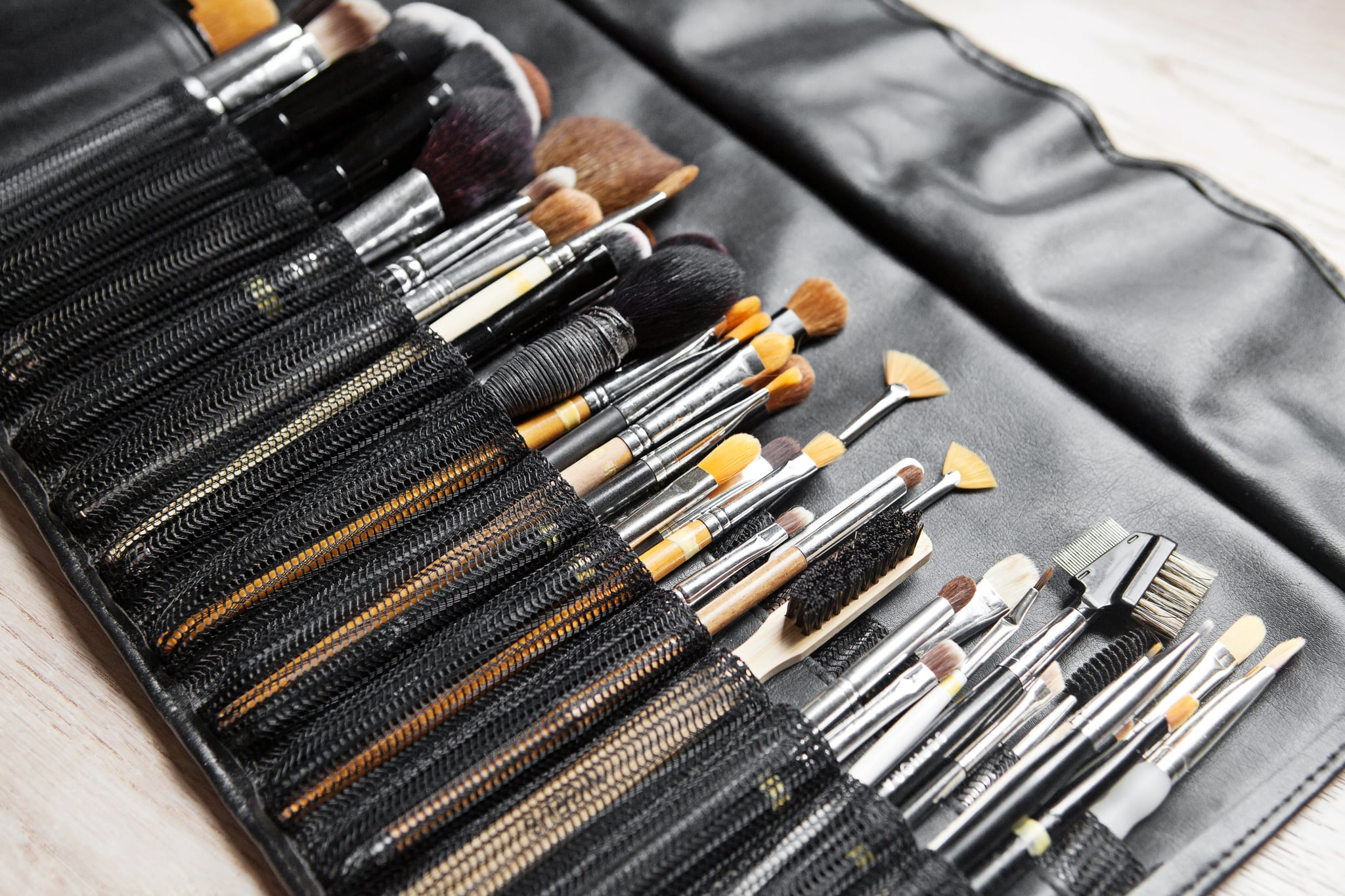 How to Clean Your Makeup Brushes | POPSUGAR Beauty UK