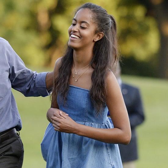 Malia Obama ASOS Dress Style