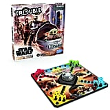 Hasbro Star Wars The Mandalorian Trouble Game