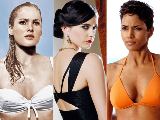 VIDEO: Honey Rider, Pussy Galore and More - The Bond Girls, Ranked