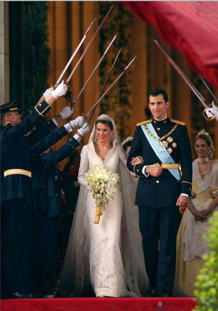 Queen Letizia and King Felipe of Spain Wedding | Pictures