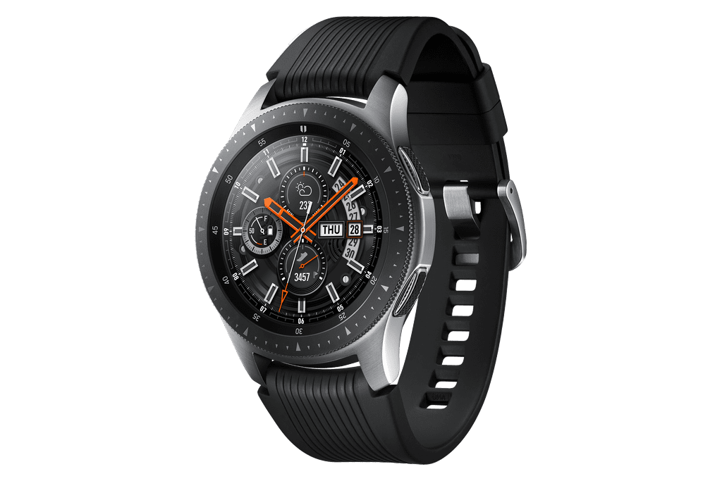 Samsung Galaxy Watch (46mm) Silver (Bluetooth) Smartwatch