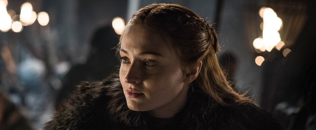 The Evolution of Sansa Stark's Hairstyles on Game of Thrones