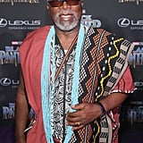 John Kani as King T'Chaka