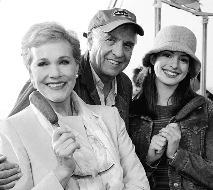 Anne Hathaway's Birthday Message For Julie Andrews 2018