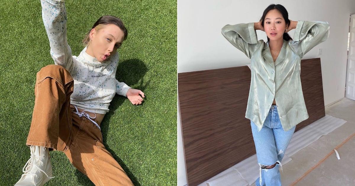Fall Denim Trends 2020 | POPSUGAR Fashion