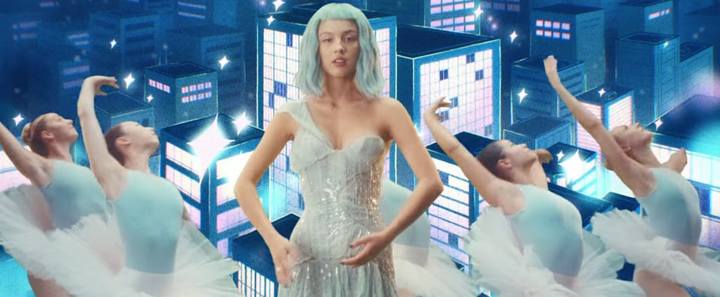 Olivia Rodrigo Wears Britney Spears's Dress in Brutal Video