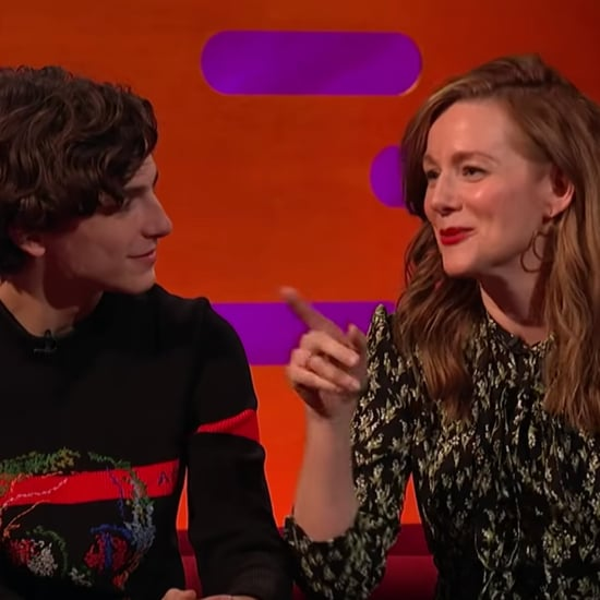 Laura Linney Talking About Love Actually on Graham Norton