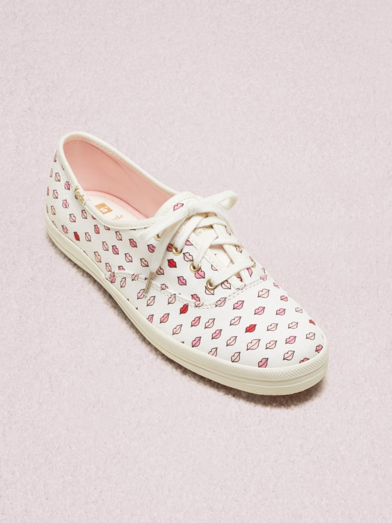 bcf454e2efd2 Keds x Kate Spade New York Champion Lips Sneakers