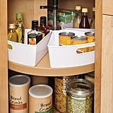 InterDesign Lazy Susan Kitchen-Cabinet Organiser Storage Bins