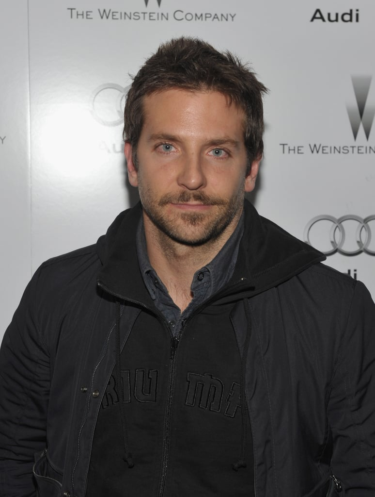 Bradley Cooper was in LA for award season.