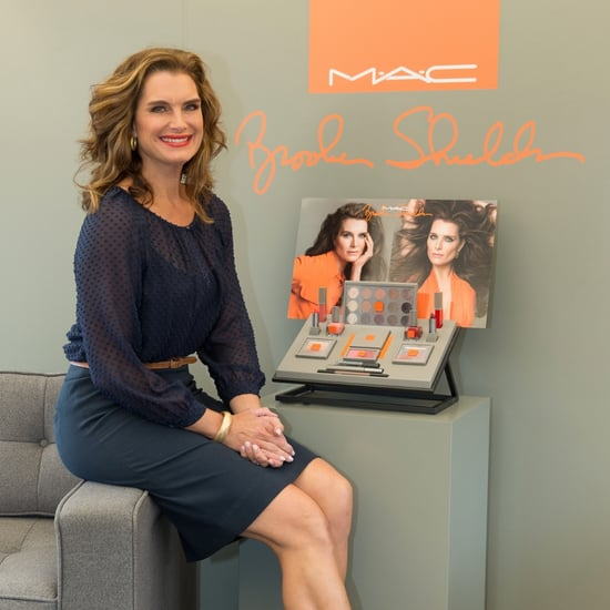 Brooke Shields For MAC