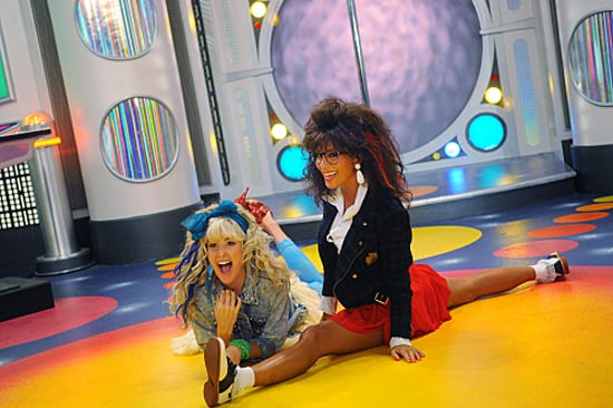 How I Met Your Mother Robin Sparkles Pics