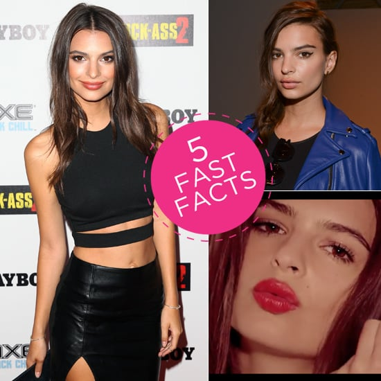 Facts & Trivia About Emily Ratajkowski, Blurred Lines ...