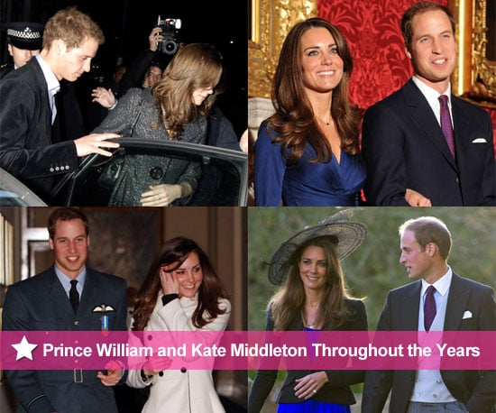 Will and kate dating photos