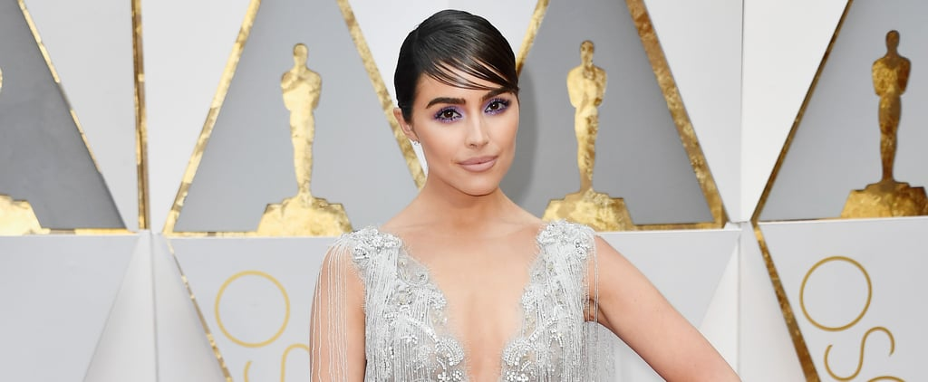 Olivia Culpo's Custom Marchesa Gown Doesn't Only Look Good — It Gives Back, Too
