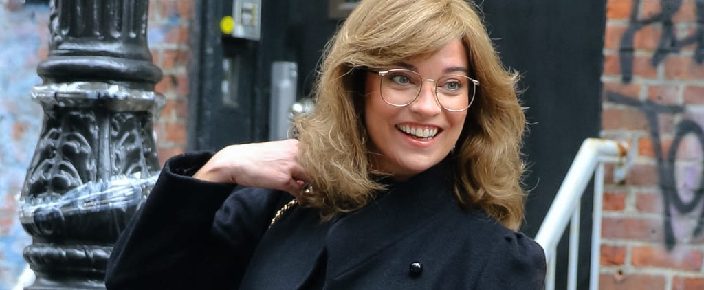 See Annie Murphy on Set For Russian Doll Season 2 | Photos