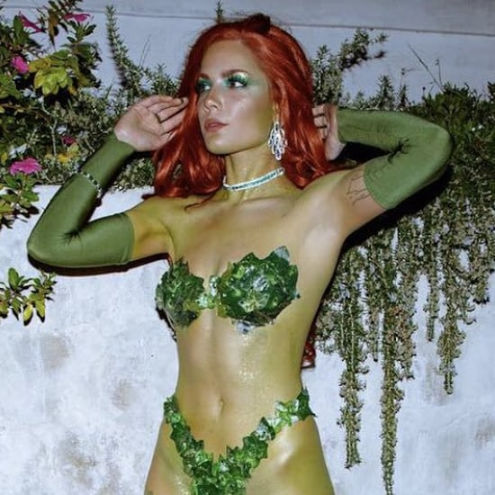 Pictures of Halsey's Halloween Costumes Over the Years