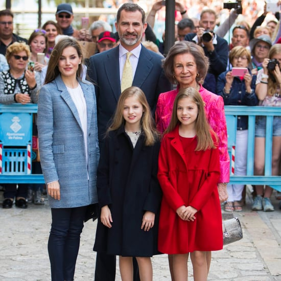 Spanish Royal Family Easter Photos 2017