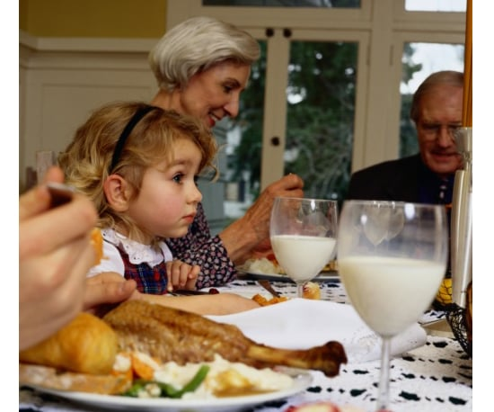 Do You Let Your Kids Get Up From the Dinner Table?