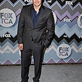 David Boreanaz at the FOX All-Star Party.