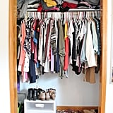 2. Identify Your Closet Needs