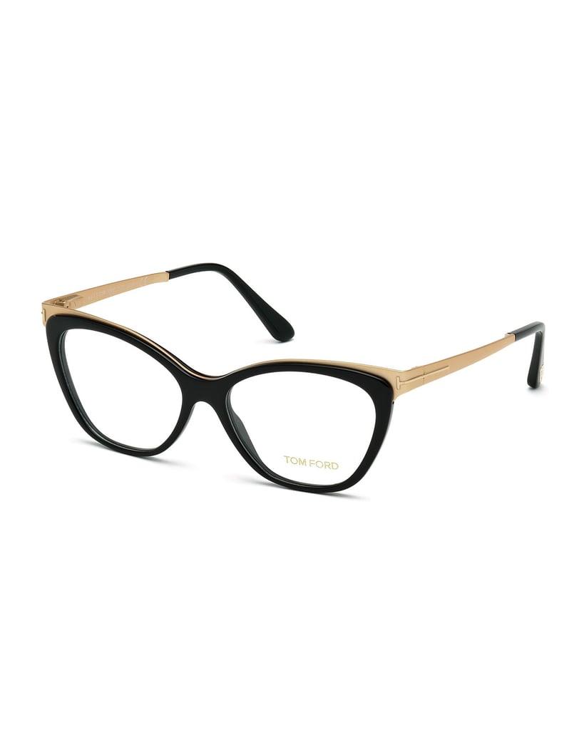 Tom Ford Cat-Eye Optical Frames