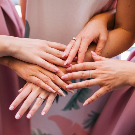 35 Chic Wedding Nail-Art Ideas