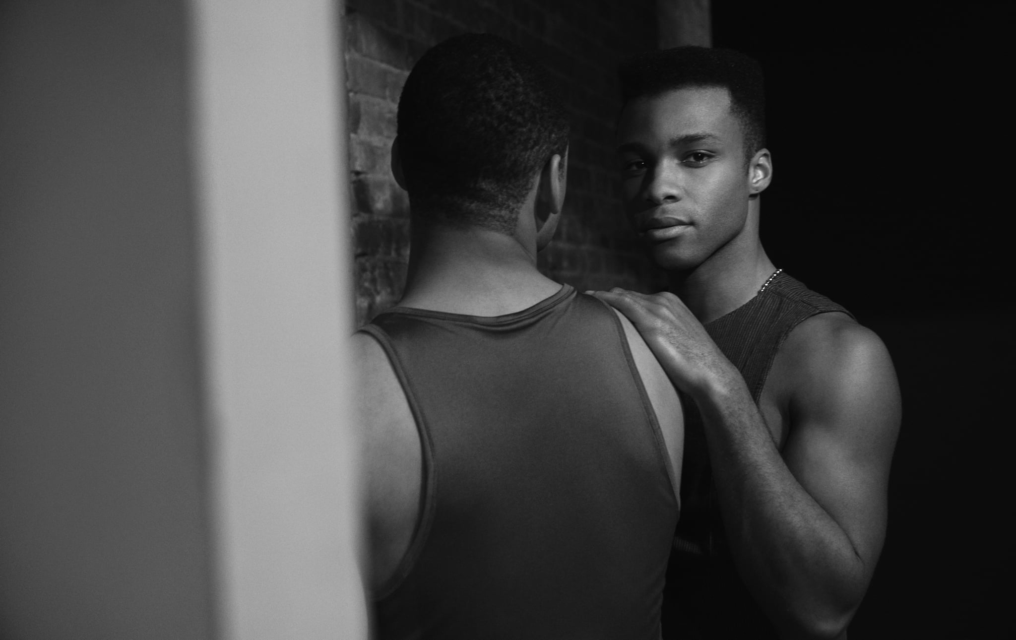 POSE -- Pictured: Dyllon Burnside as Ricky. CR: Pari Dukovic/FX