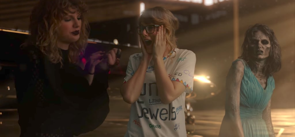 Surprised Taylor