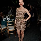 Leslie Mann at The Change-Up afterparty.