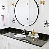 Give your bathroom fixtures a quick wipe down with WD-40 to get them looking like new.