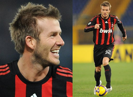 02/02/2009 David Beckham