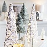 Wondershop White Light-Up Tree
