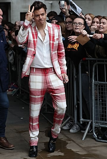 Harry Styles's Best Suits
