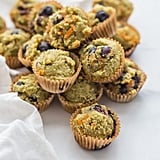Gluten-Free Muffins With Blueberries and Avocado