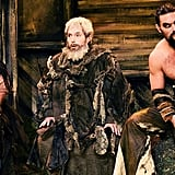Khal Drogo's Ghost Dojo