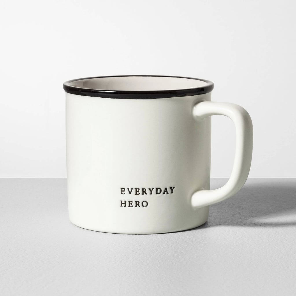 Everyday Hero Stoneware Mug
