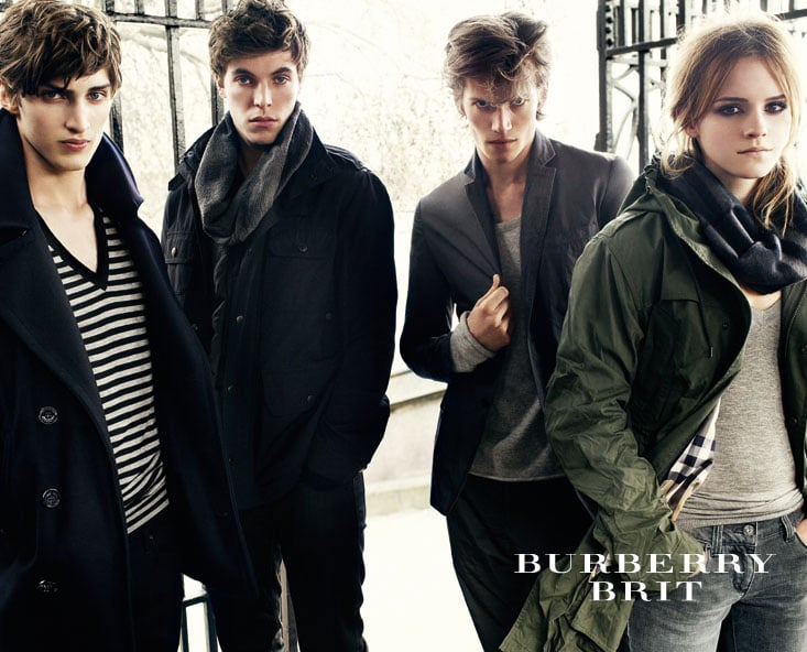 Fab Ad: More Emma Watson for Burberry