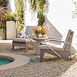 Modern Adirondack Lounge Chair