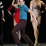 """Robbie Fairchild Performing in """"A Chorus Line"""" at the Hollywood Bowl in 2016"""