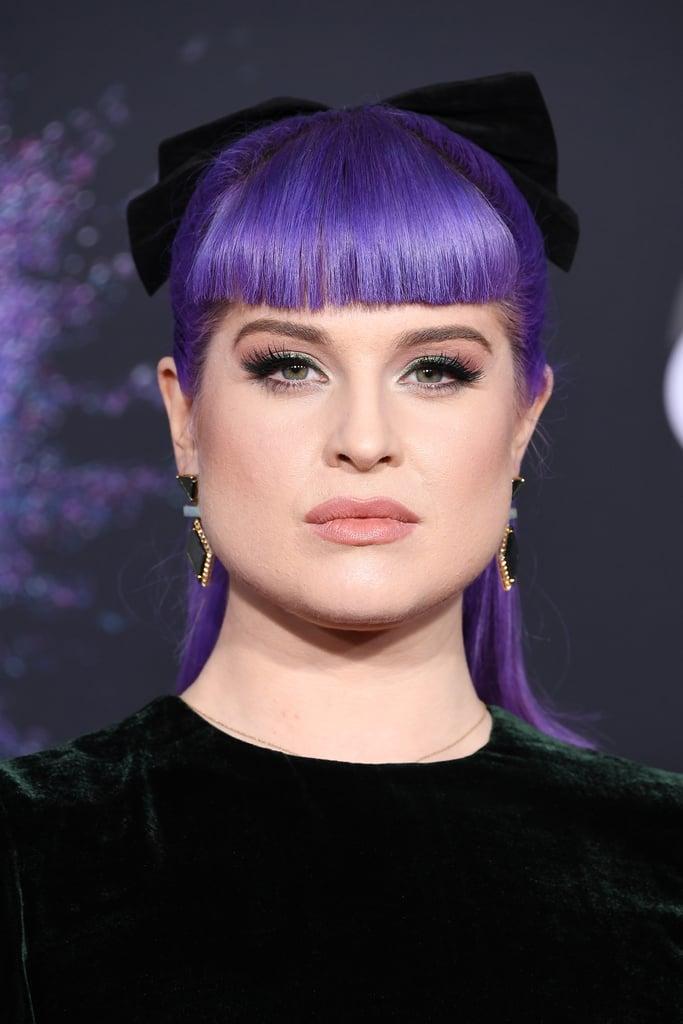 Kelly Osbourne at the 2019 American Music Awards ...Kelly Osbourne