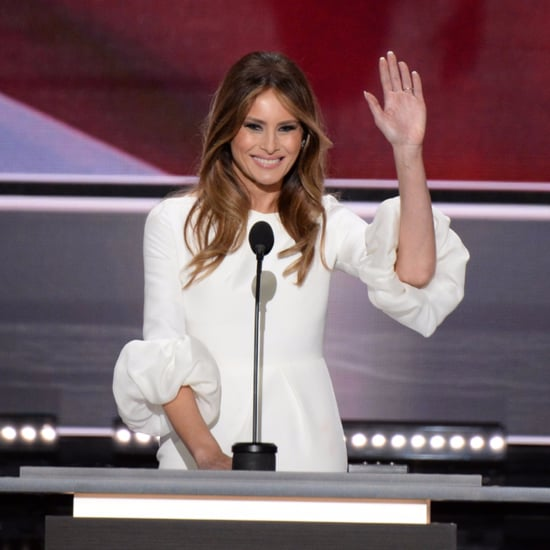 Melania Trump's Roksanda Dress at the RNC 2016