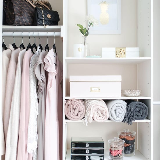 Wardrobe Storage and Organisation Ideas